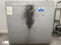 Kippax double door Drying Cabinet, 415volts, 17 shelves, 1800mm wide x 1250mm deep per rack (
