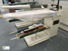 Casoli TLA81 Steam Ironing Table, serial number 25758 (location: Level 1, Joinery Workrooms)