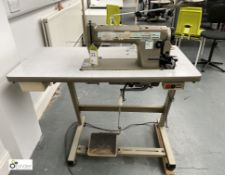 Singer 191D300AA Lockstitch Sewing Machine, 240volts (location: Level 1, Joinery Workrooms)