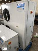 J & E Hall JEHS-0800-M-3 Refrigeration Condenser Unit, 415volts, serial number 20563601-056 (