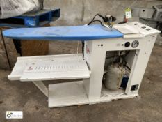 Silc S/AAR Steam Ironing Table (please note this lot has a lift out fee of £5 plus vat)