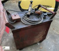Pickhill oil cooled Arc Welder, 415volts (no gun) (please note this lot has a lift out fee of £5