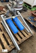 Frame mounted twin Filter Set (please note this lot has a lift out fee of £5 plus vat)