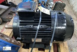 TEC 180M-2 Electric Motor, 22kw (please note this lot has a lift out fee of £5 plus vat)
