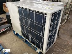 J & E Hall JEHS-0500-M-3 Refrigeration Condensing Unit, 415volts (please note this lot has a lift