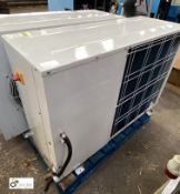 J & E Hall JEHS-0680-M-3 Refrigeration Condensing Unit, 415volts (please note this lot has a lift
