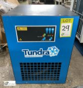Tundra 90 Refrigeration Air Dryer, 240volts, year 2016 (please note this lot has a lift out fee