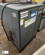 Atlas Copco GA11 SP Packaged Air Compressor, 7.5bar, 97743hours, 415volts (please note this lot