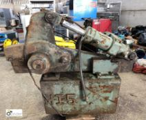 HI5 Hydraulic Alligator Shear (please note this lot has a lift out fee of £10 plus vat)