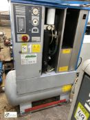 Mark Max C15/8 receiver mounted Compressor, 8bar, 82892hours (please note this lot has a lift out