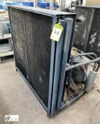 4-fan Evaporation Chiller (please note this lot has a lift out fee of £10 plus vat)