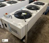 Clivet CE71 3-fan Refrigeration Chiller (please note this lot has a lift out fee of £10 plus vat)