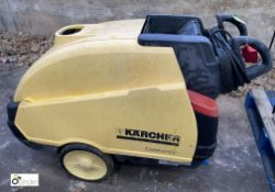 Karcher HDS 645-4 M diesel driven Steam Cleaner, 240volts (no lance or hose) (please note this lot