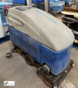 Stride 2 Pedestrian Floor Scrubber (spares or repairs) (please note this lot has a lift out fee