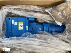 Centa Transmissions LUYM6-4D160-207 Motorised Gearbox, unused (please note this lot has a lift out