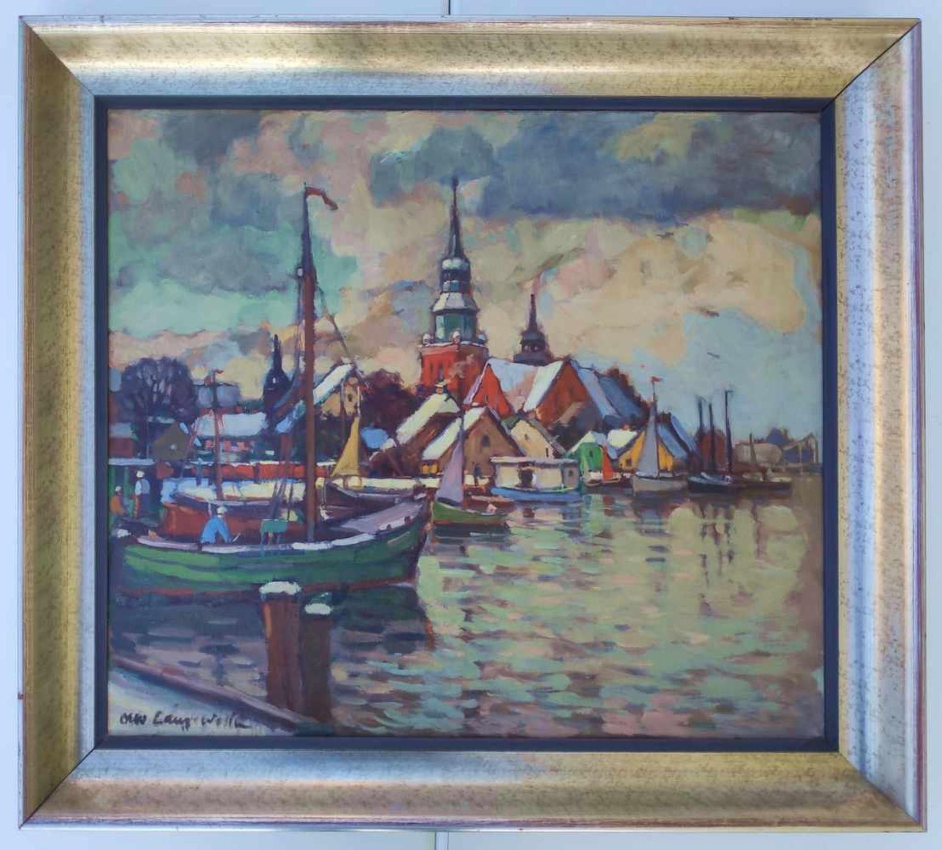 Lang-Wollin, Otto (1881 Kassel – 1958 San Remo) - Bild 2 aus 9