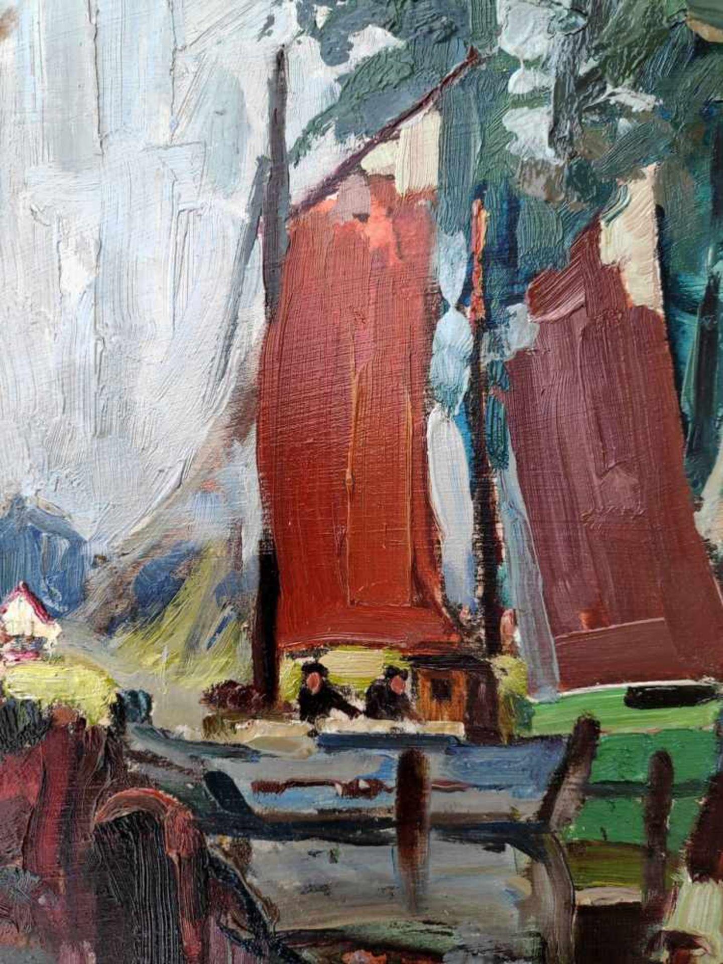 Lehmann-Fahrwasser, Georg (1887 Danzig - 1977 Berlin) - Bild 5 aus 8
