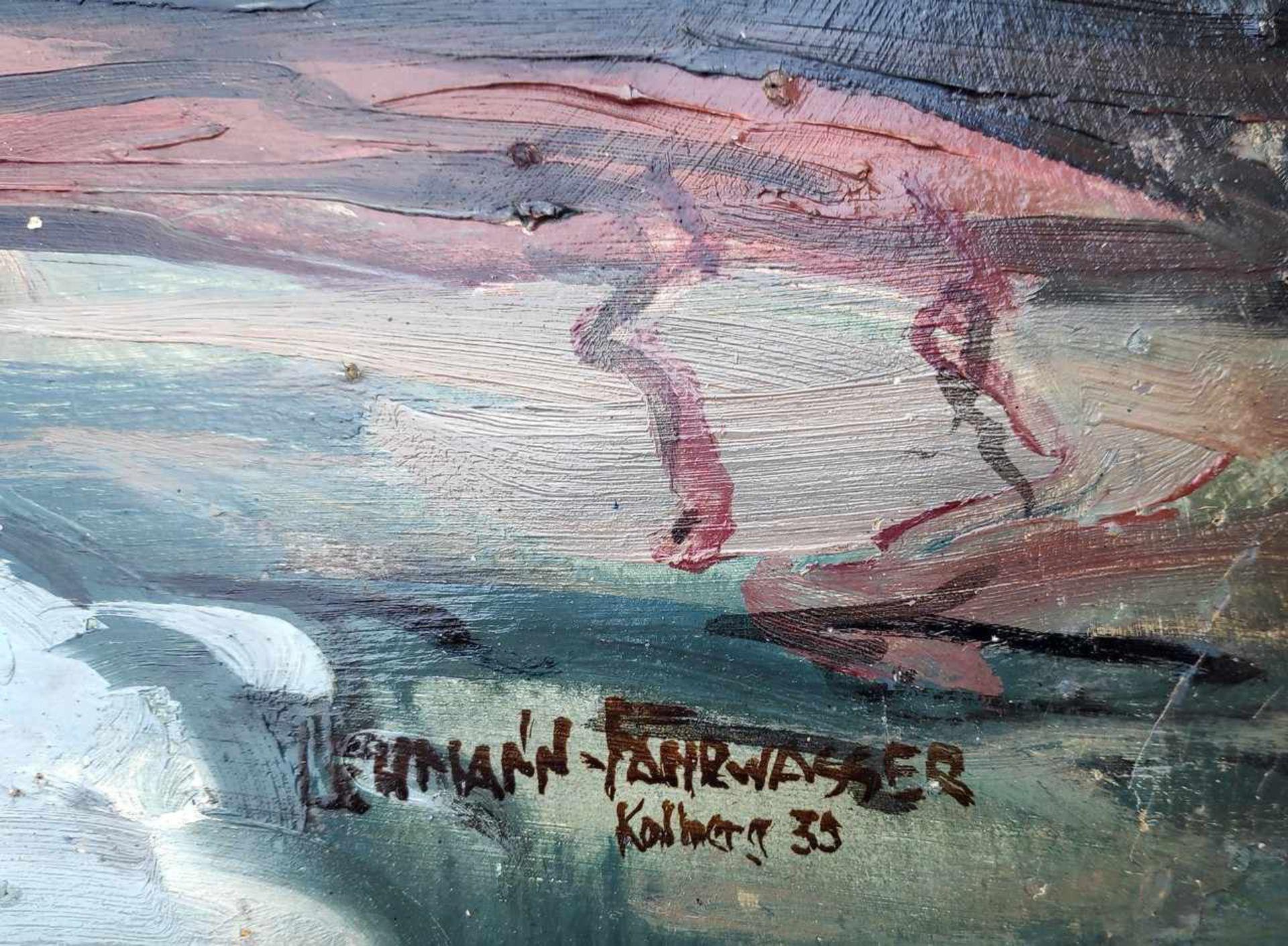 Lehmann-Fahrwasser, Georg (1887 Danzig - 1977 Berlin) - Bild 3 aus 8
