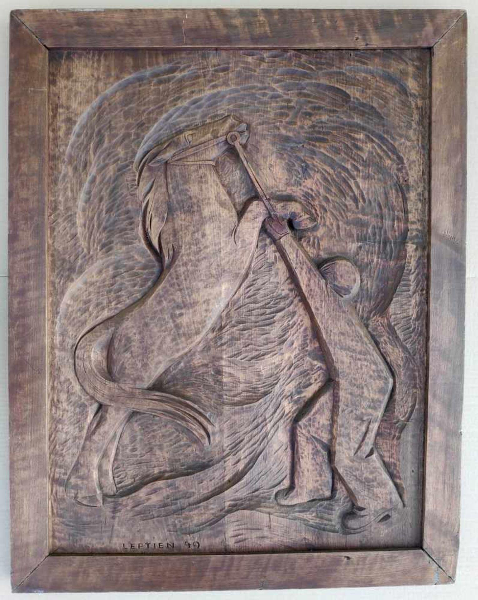 Leptien, Rudolf (1907 Kiel -1977 Iggensbach)