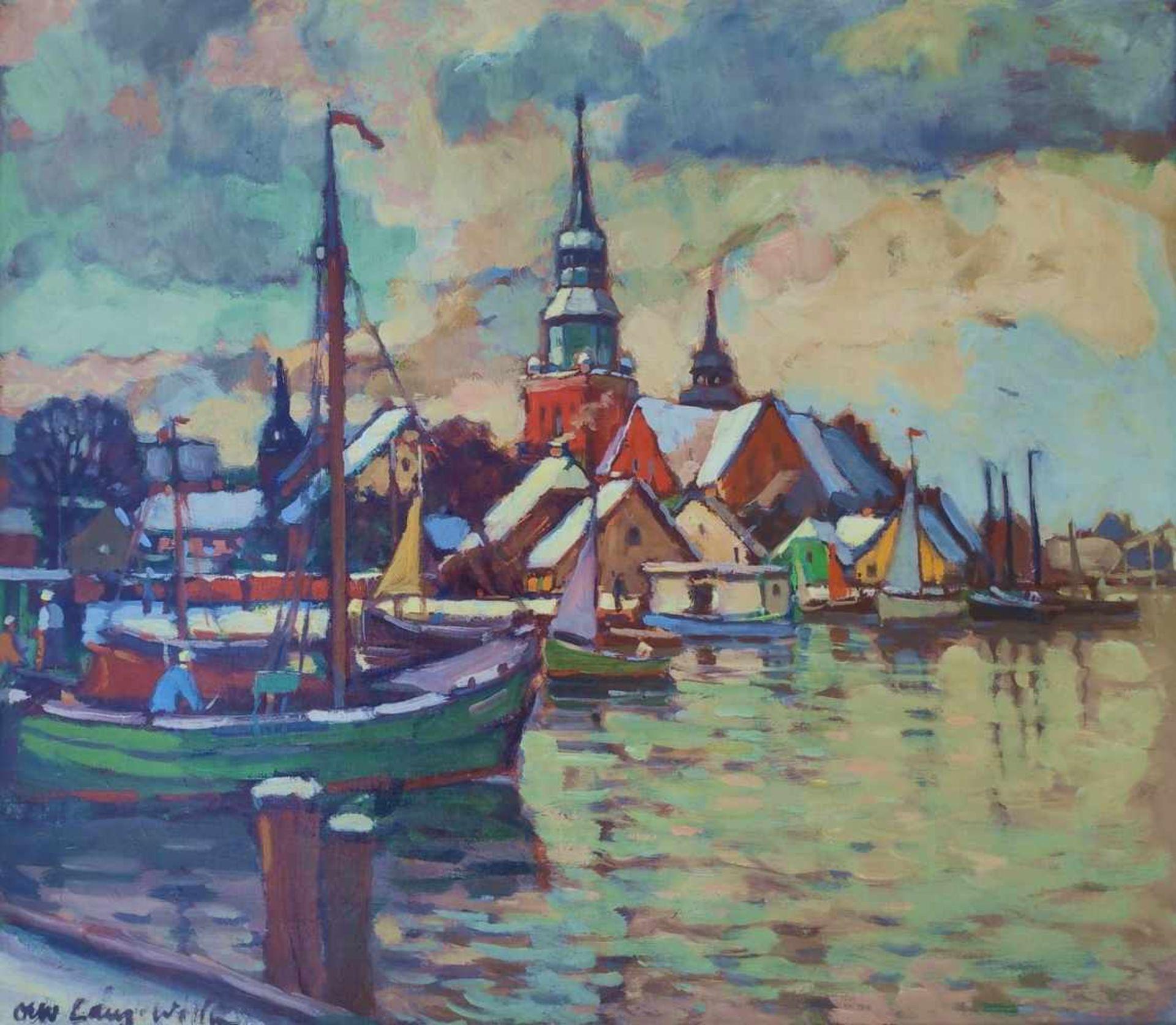 Lang-Wollin, Otto (1881 Kassel – 1958 San Remo)