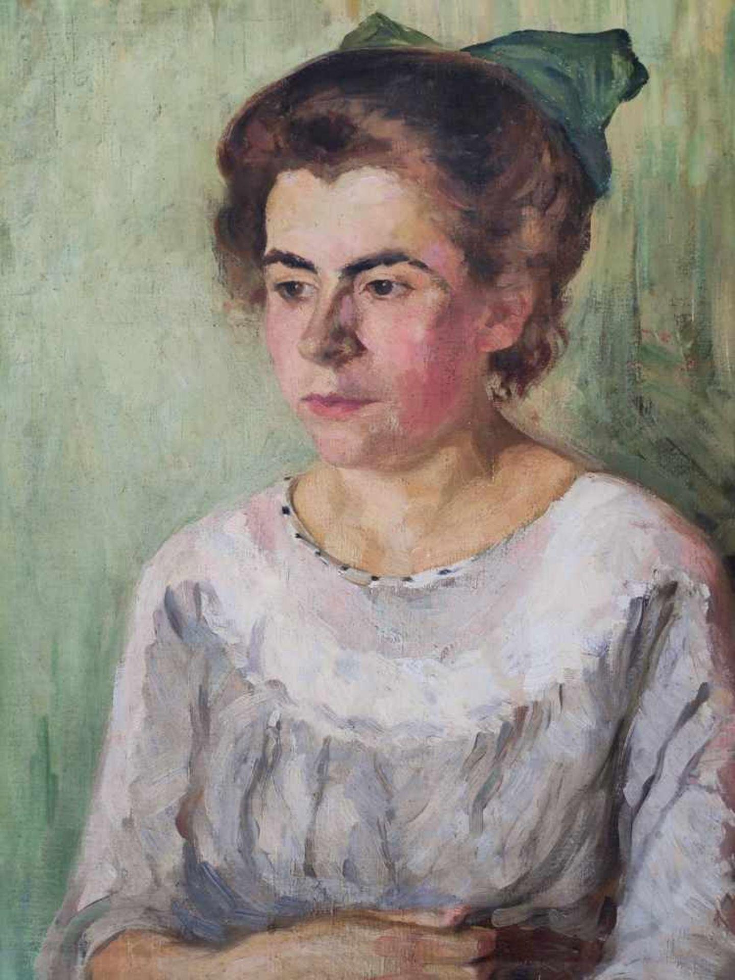 Kliefert-Gießen, Mathilde (1887 Pries bei Kiel – 1978 Stralsund) - Bild 6 aus 8