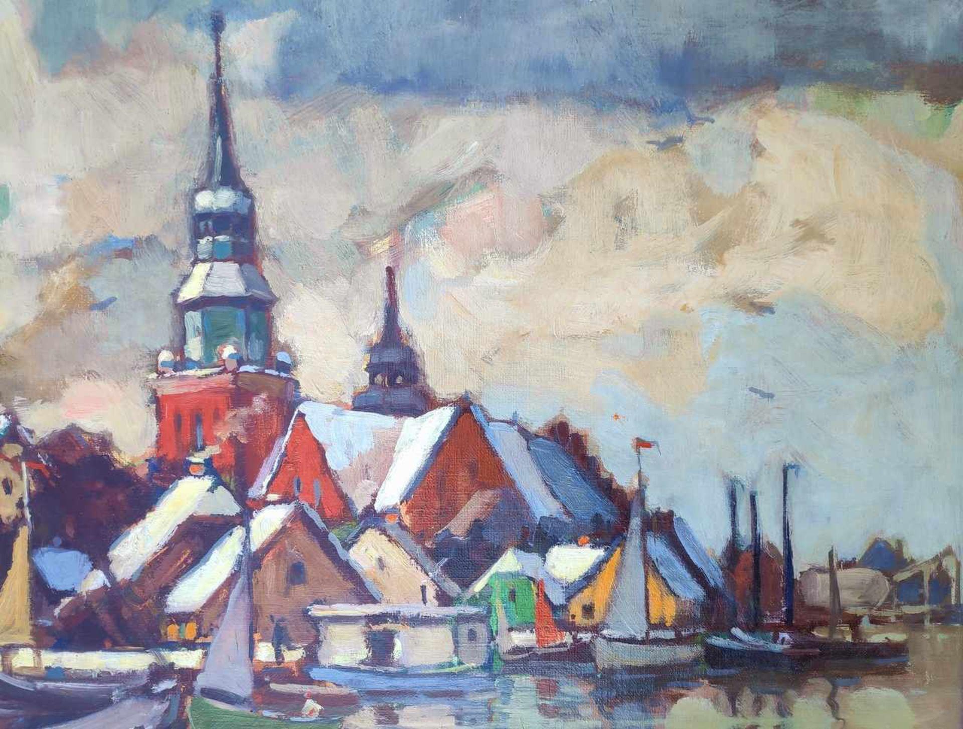 Lang-Wollin, Otto (1881 Kassel – 1958 San Remo) - Bild 6 aus 9