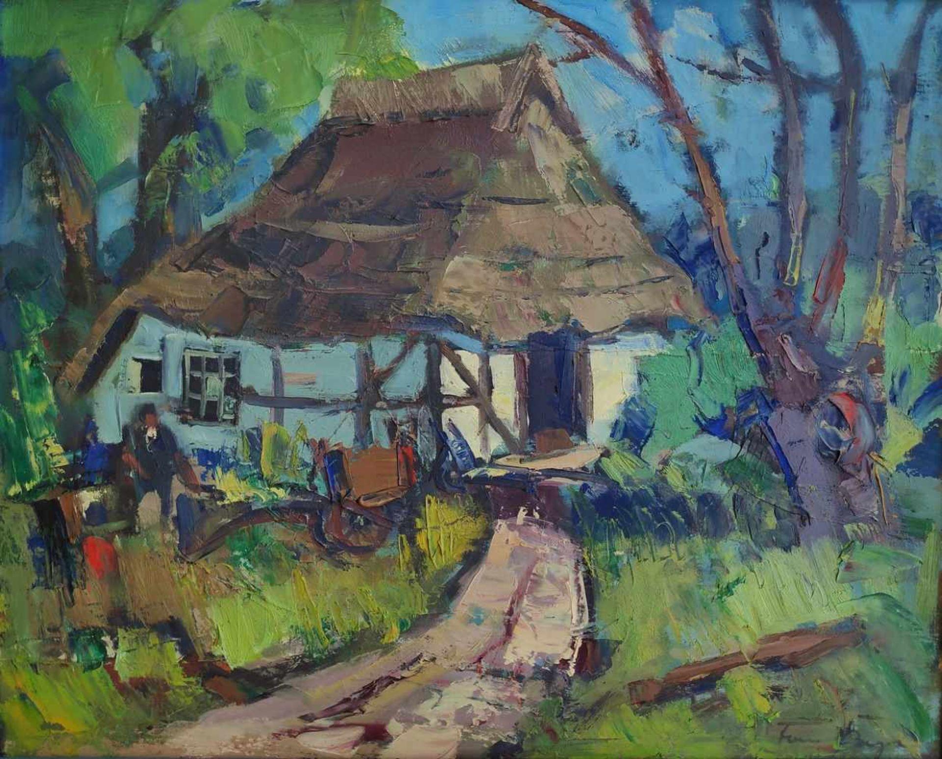 Beyer, Tom (1907 Münster – 1981 Stralsund)
