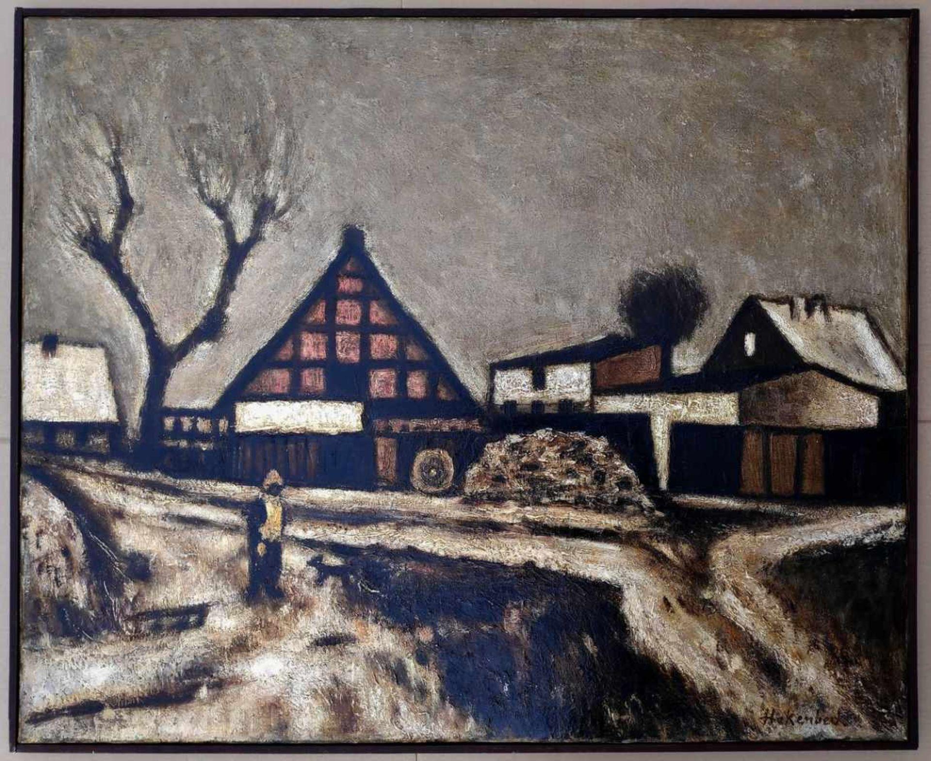 Hakenbeck, Harald (1926 Stettin, lebt in Berlin) - Bild 2 aus 9