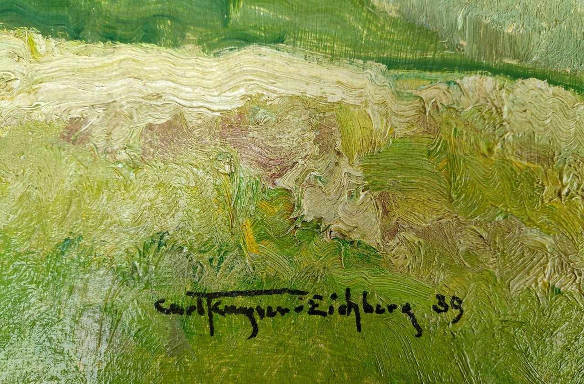Kayser-Eichberg, Carl (1873 Eichberg in Schlesien - 1964 Potsdam) - Bild 3 aus 9