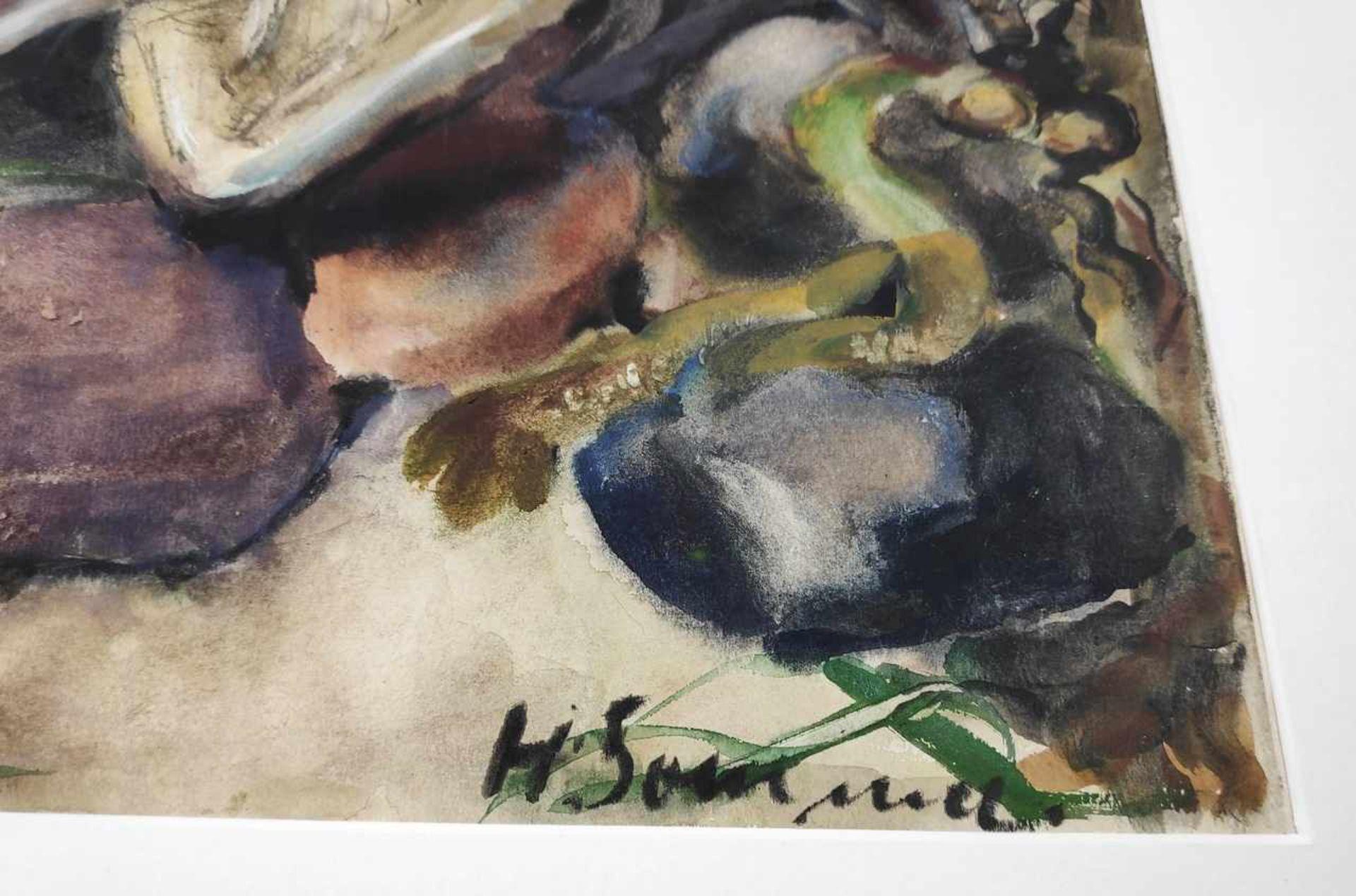 Holtz-Sommer, Hedwig (1901 Berlin - 1970 Wustrow) - Bild 3 aus 8