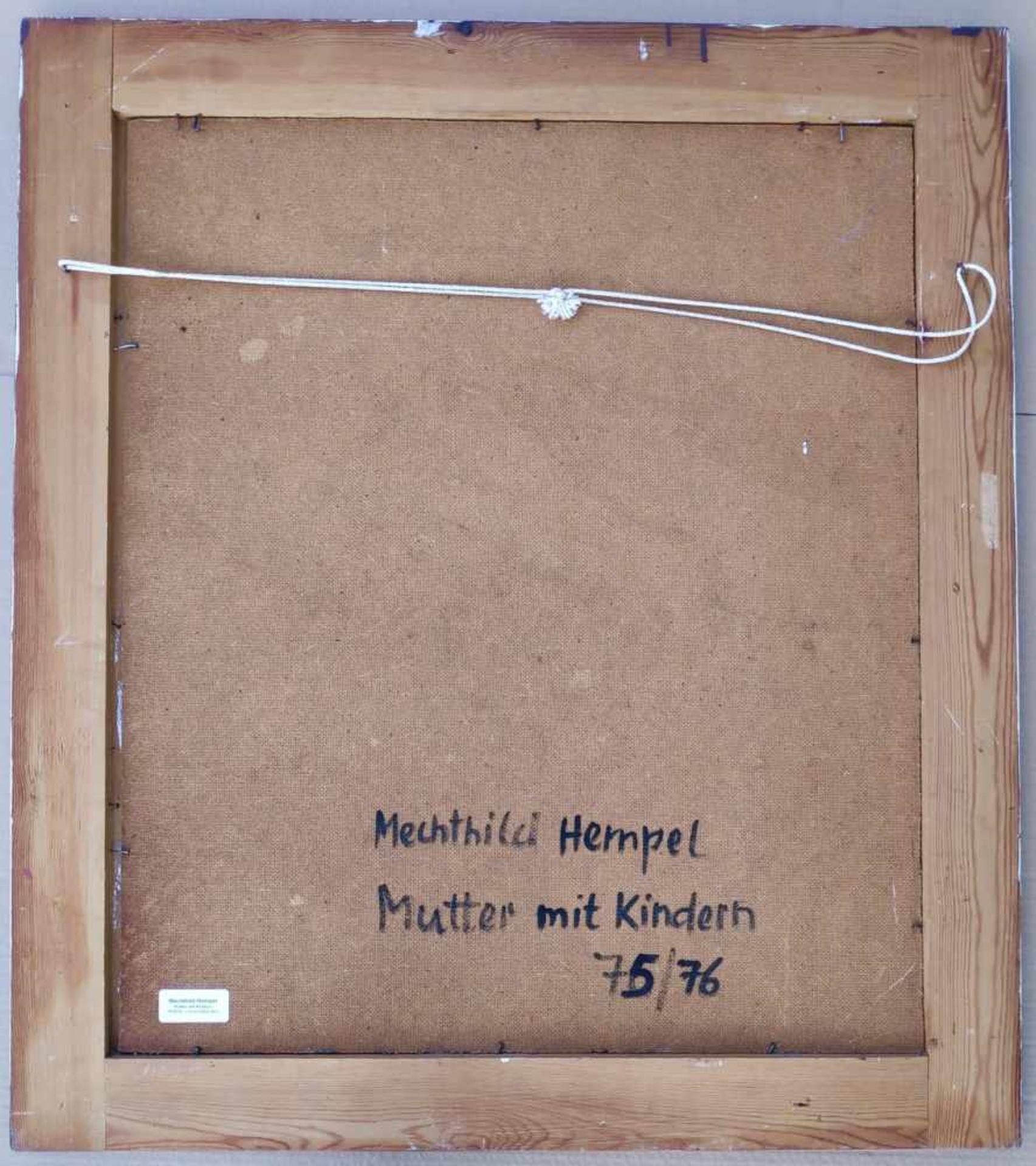 Hempel, Mechthild (1925 Frauendorf bei Stettin – 2012 Greifswald) - Bild 8 aus 9