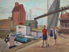 Kliefert, Erich (1893-Berlin – 1994 Stralsund)