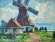 Lang-Wollin, Otto ((1881 Kassel – 1958 San Remo)