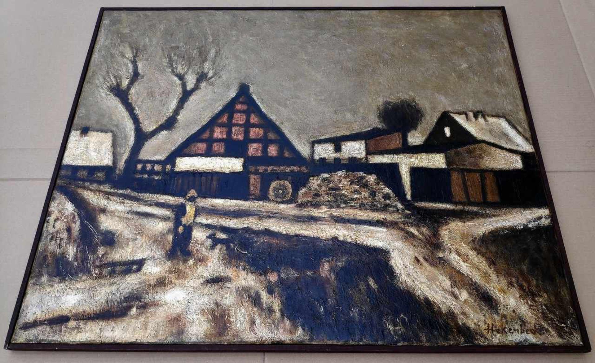 Hakenbeck, Harald (1926 Stettin, lebt in Berlin) - Bild 4 aus 9