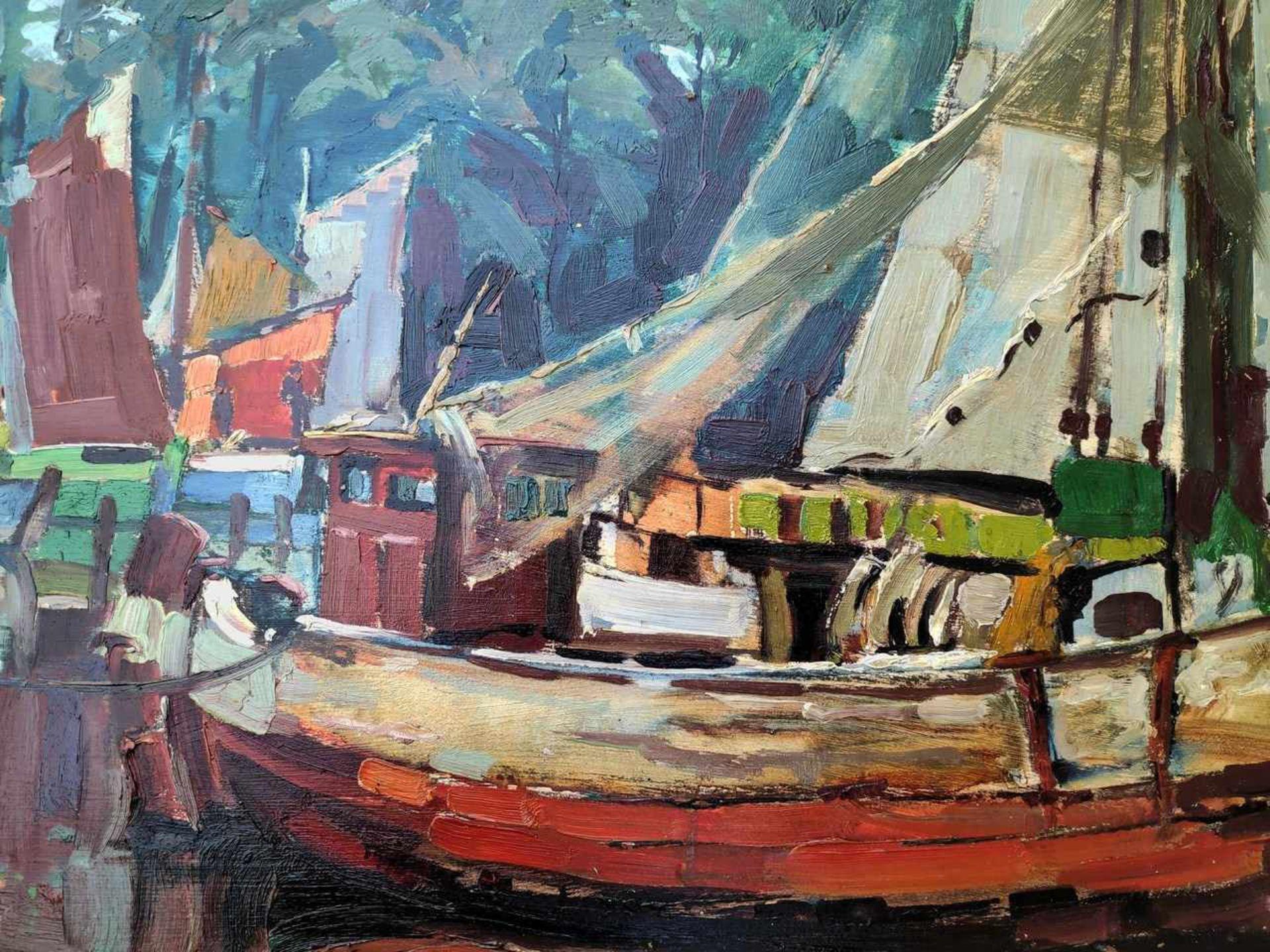 Lehmann-Fahrwasser, Georg (1887 Danzig - 1977 Berlin) - Bild 6 aus 8