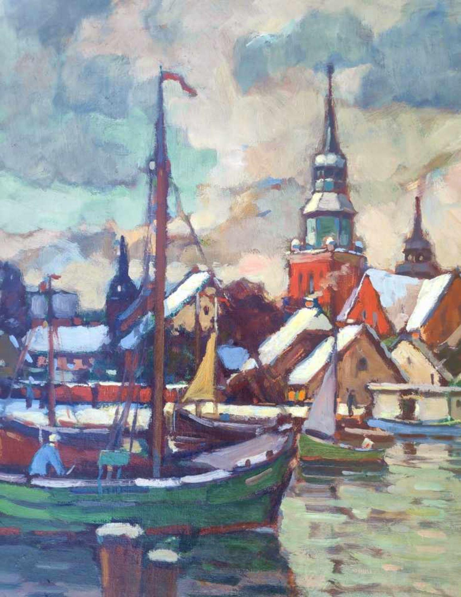 Lang-Wollin, Otto (1881 Kassel – 1958 San Remo) - Bild 5 aus 9