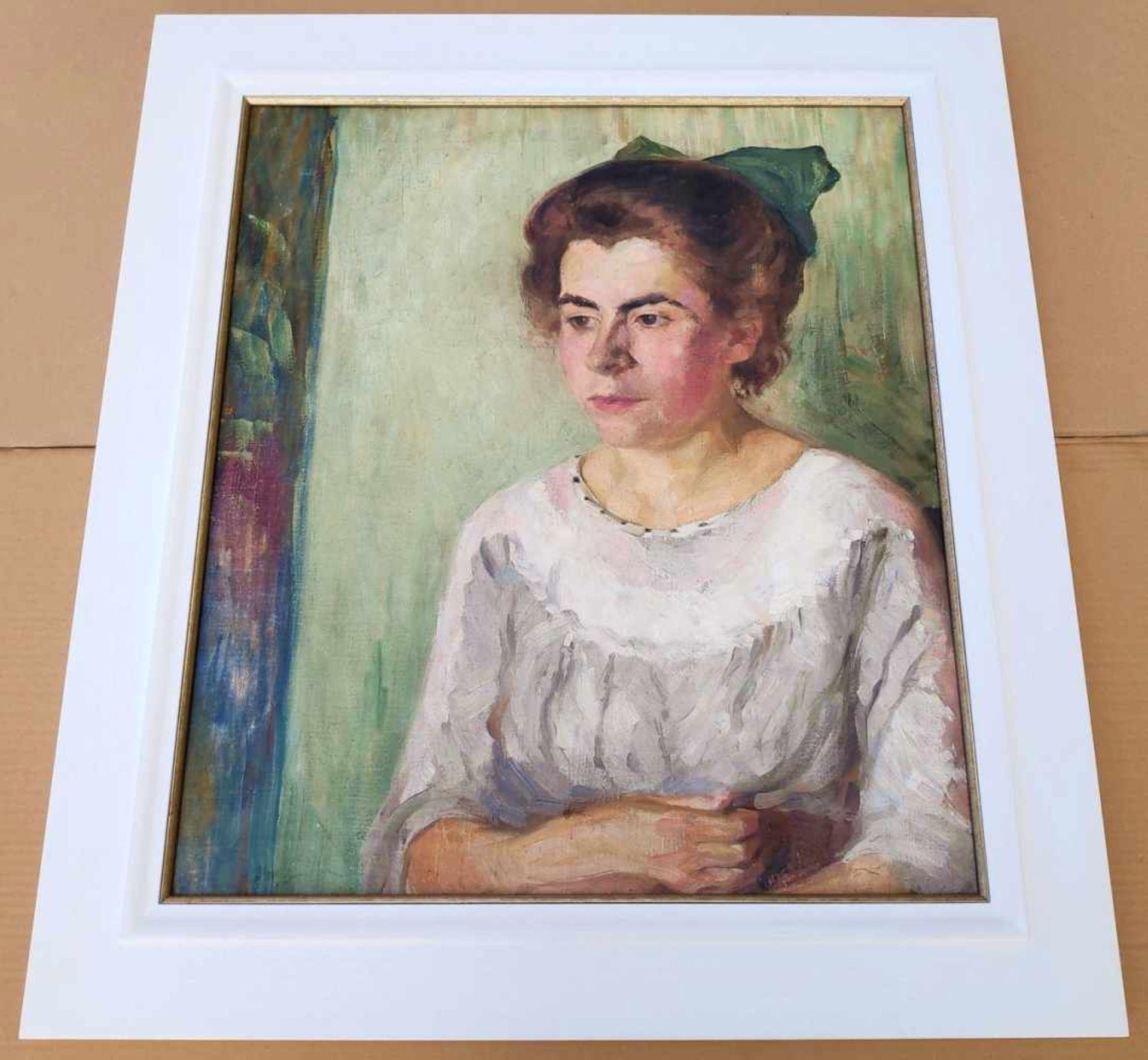 Kliefert-Gießen, Mathilde (1887 Pries bei Kiel – 1978 Stralsund) - Bild 4 aus 8
