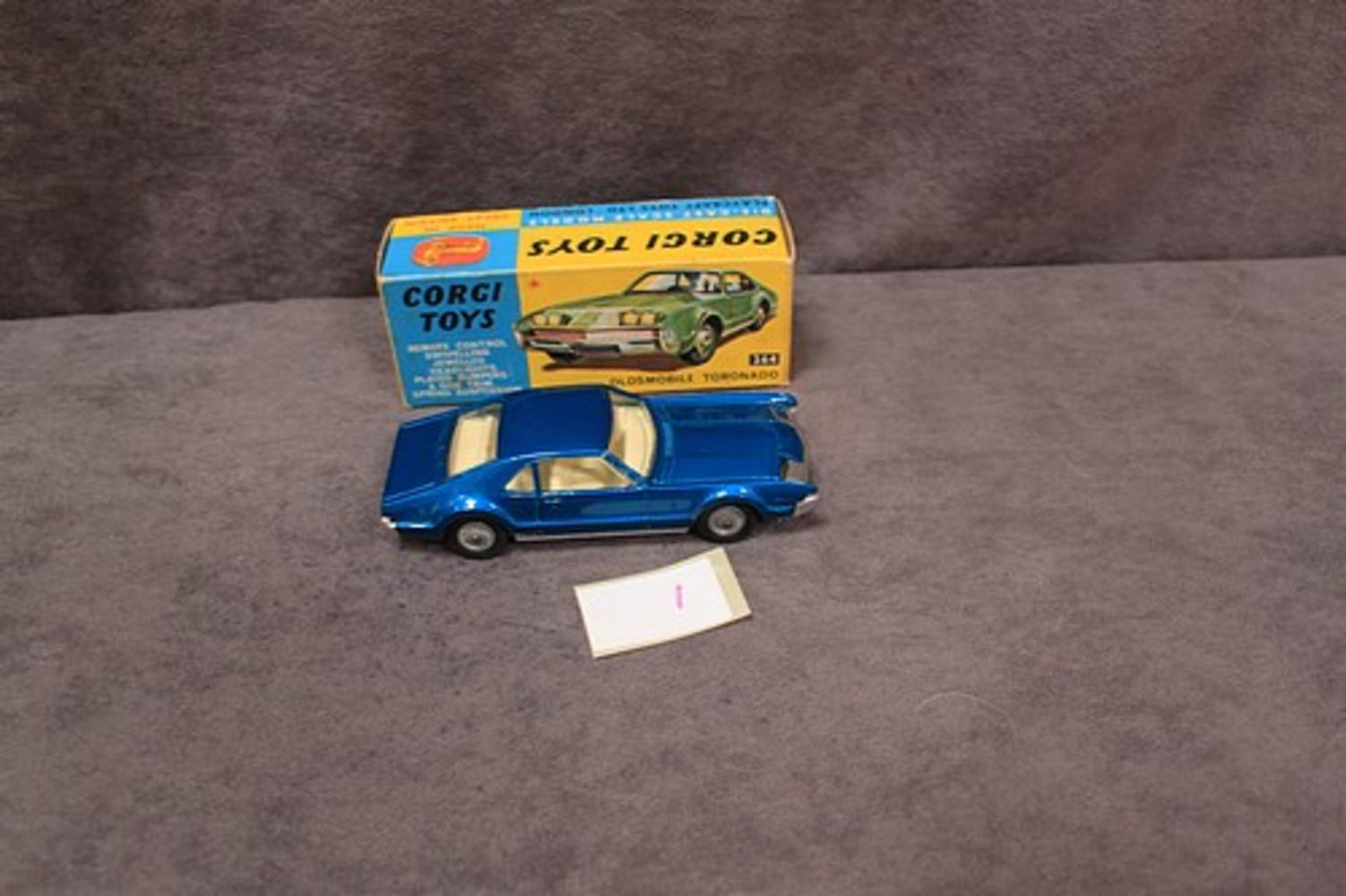 An impressive and significant collection of principally diecast models including Corgi, Dinky, Matchbox and Spot On with outstanding provenance,