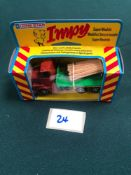 Lone Star Impy Diecast Model #60 Timber In Box