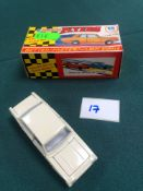 Lone Star Flyers Diecast Model #18 Ford (GB) Corsair In Off White With White Interior In Box