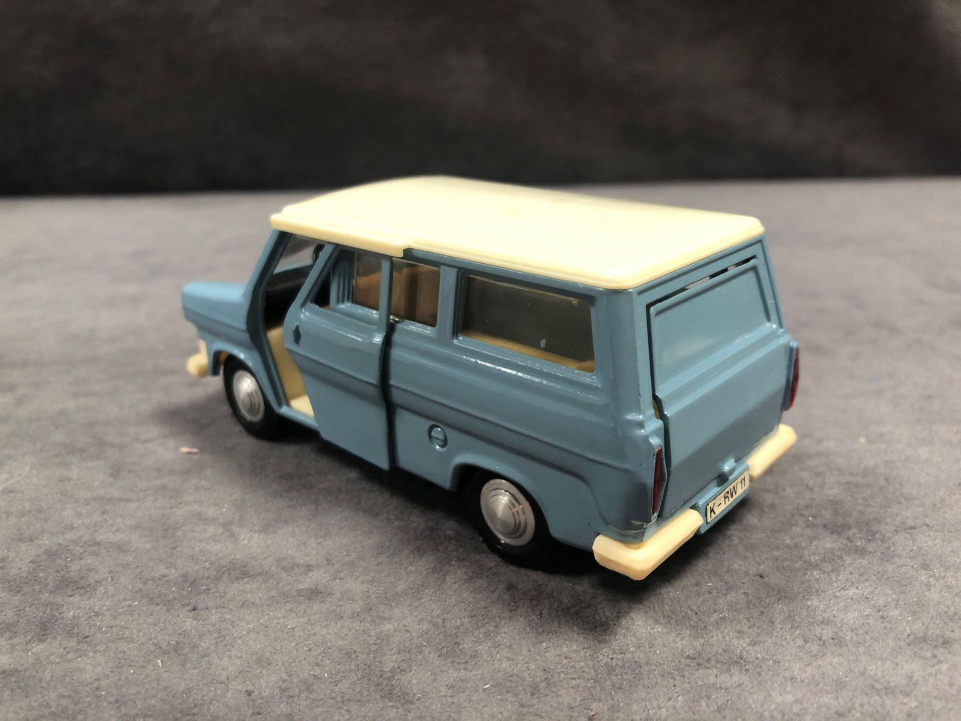R.W.-Modell (Germany) #400 Ford Transit Kombi In Box - Image 3 of 3