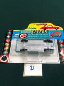Lone Star Flyers Diecast Model #121 - 82300S Coupe In Green With A Green Interior On Bubble Card