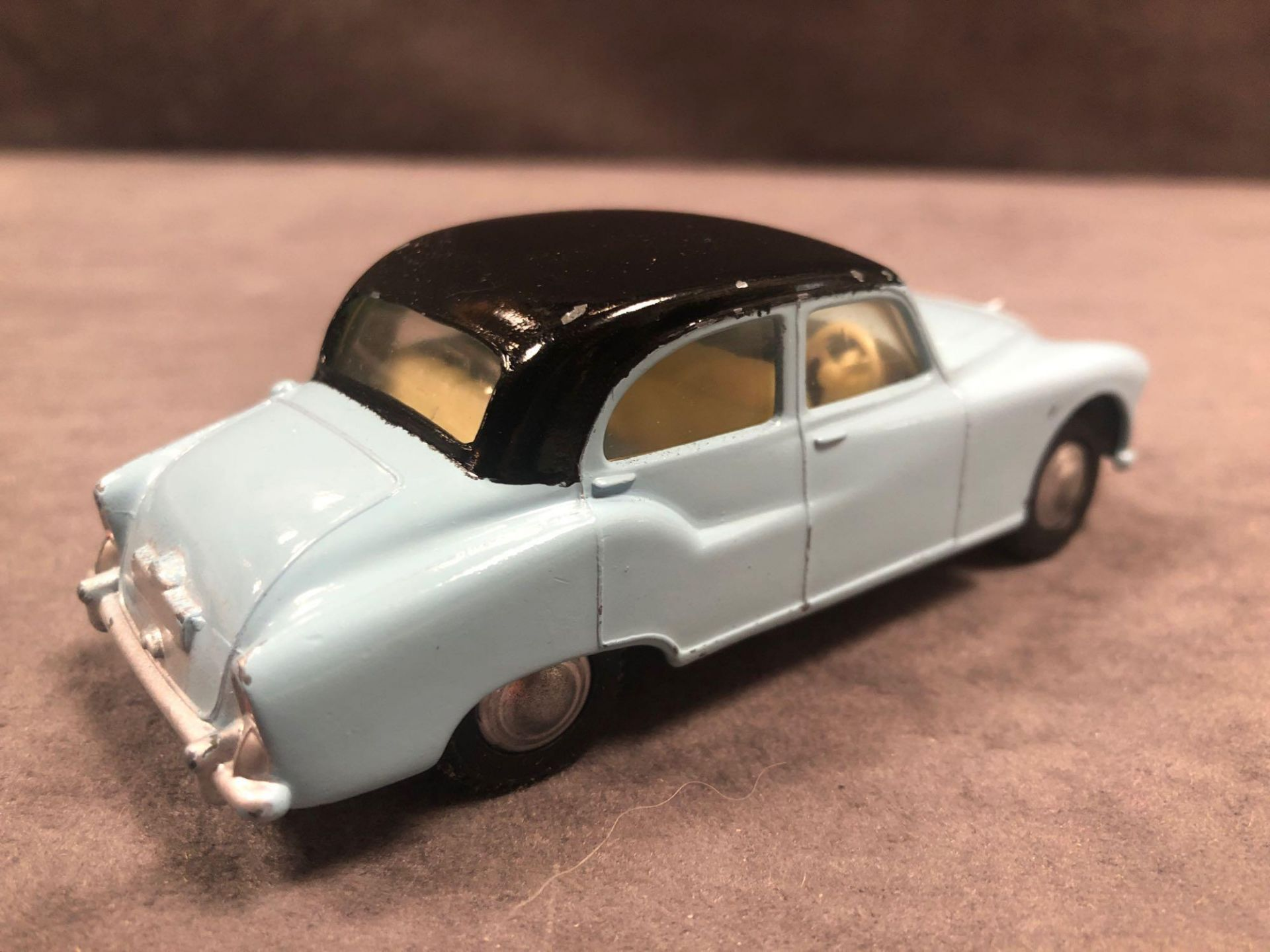 Spot-On 101 Armstrong Siddeley Sapphire Blue With Black Roof - Image 3 of 3