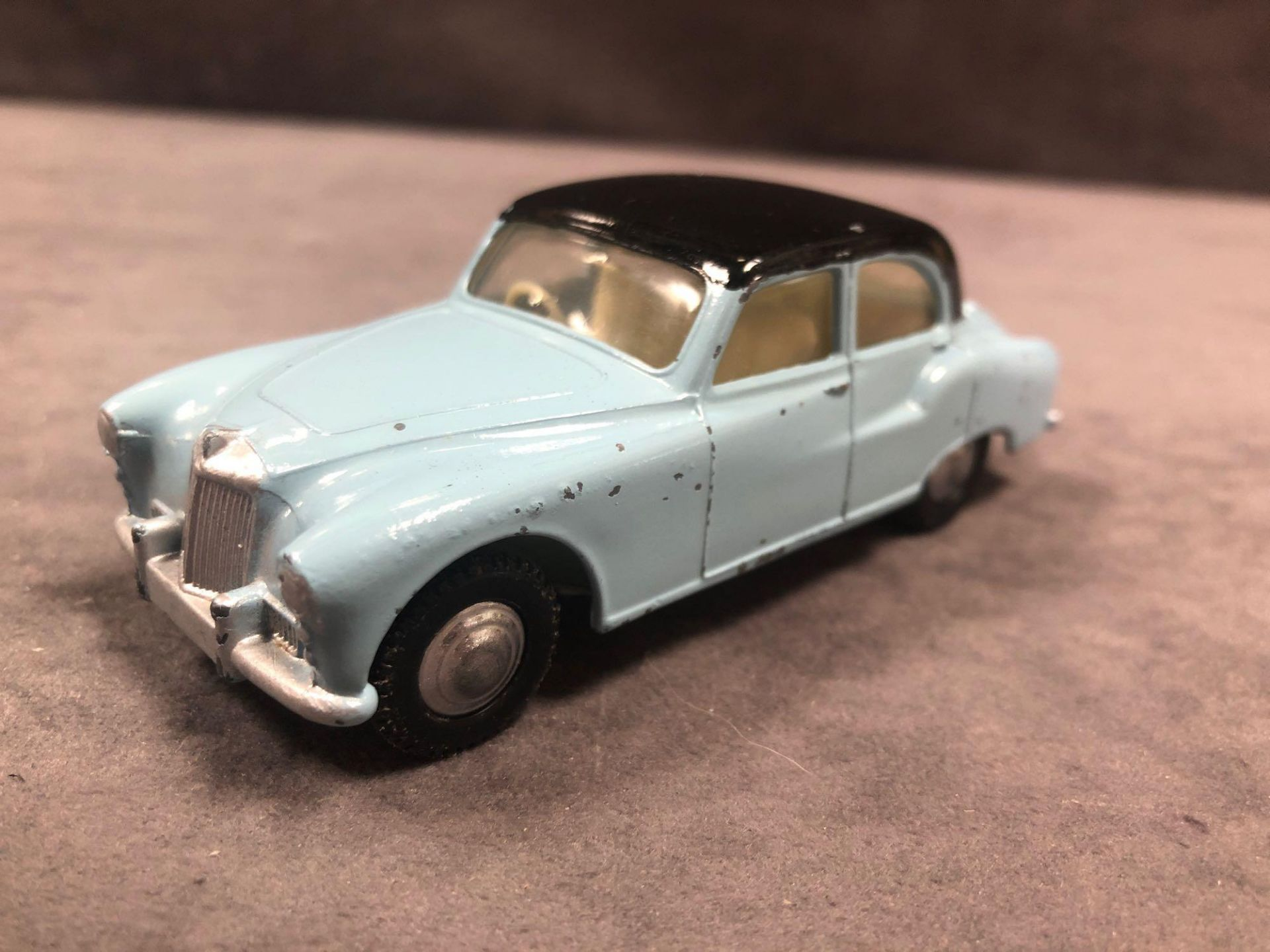 Lot 1149 - Spot-On 101 Armstrong Siddeley Sapphire Blue With Black Roof
