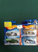 4x Hot Wheels Tech Tunes Diecast Vehicles - On Unopened Card, Comprising Of; #2/5 MsÃÃâ€