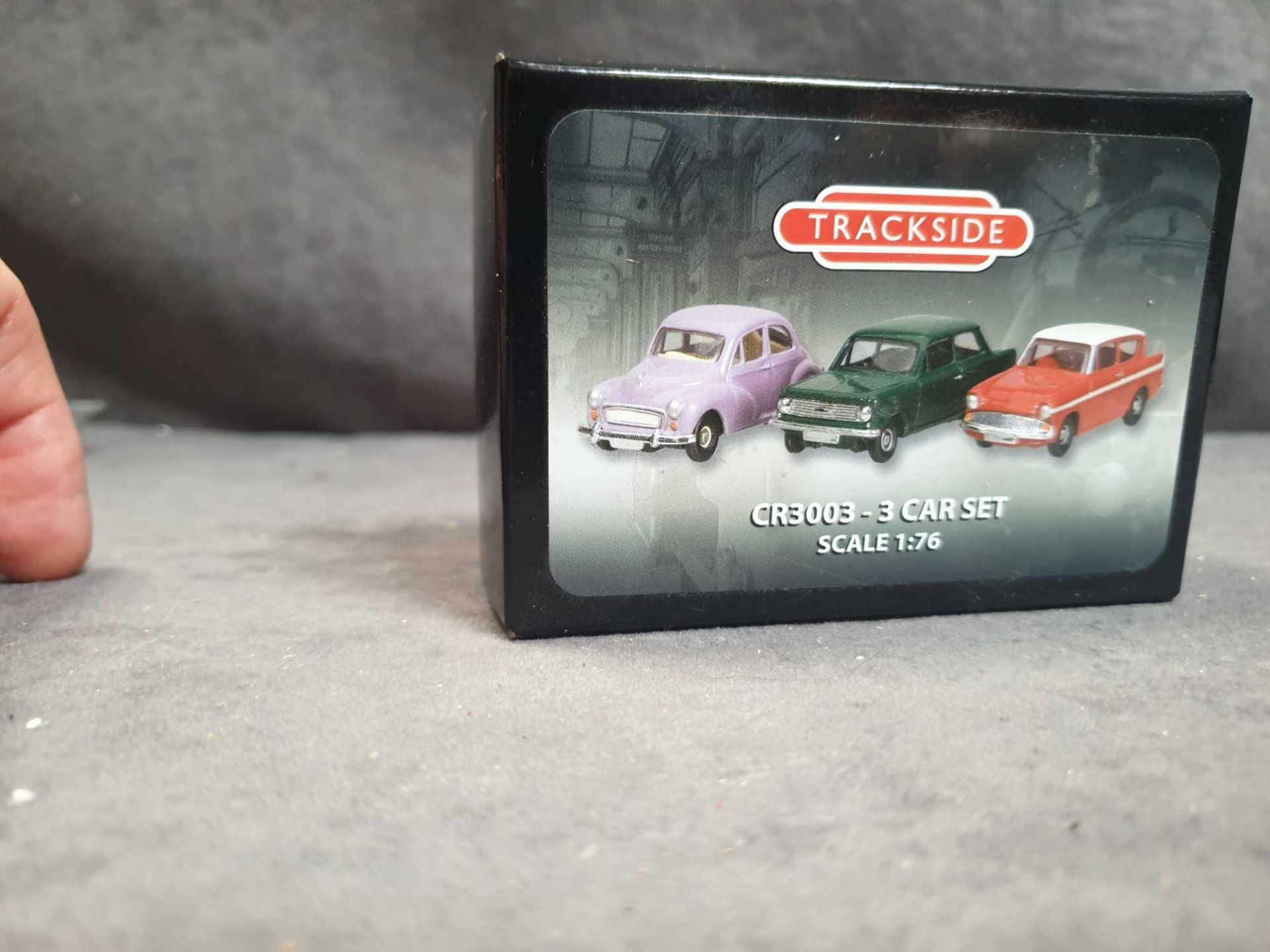 Virtually Mint Budgie Toys England #454 RAC Motorcycle Patrol Diecast;In Excellent Firm Box (Tiny - Image 4 of 5
