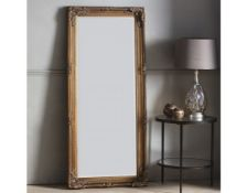 Rushden bronze rectangle Mirror