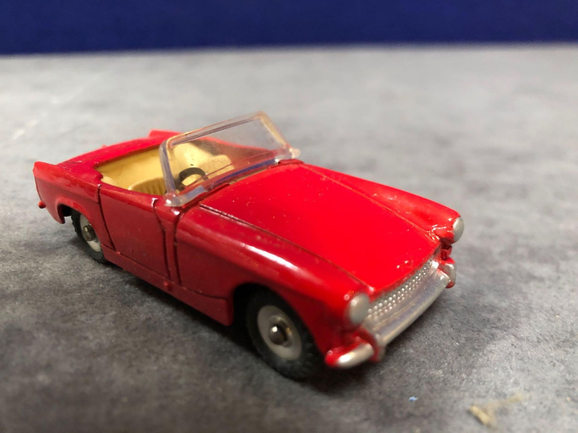 Dinky #112 Austin Sprint In Red With Inner Packaging mint in excellent box 1965-1970 - Image 2 of 4