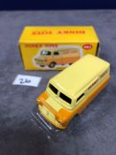 Dinky (Norev Edition) Diecast #482 Bedford 10 CWT Van Dinky Mint With Box