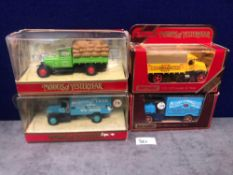 4x Models Of Yesteryear Vehicles All In Boxes